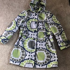 Boden Rainy Day Jacket, size US 10
